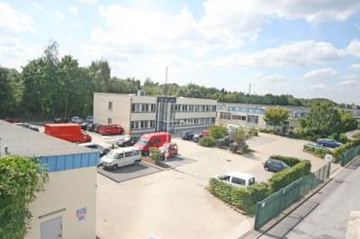 EABG Firmengebäude
