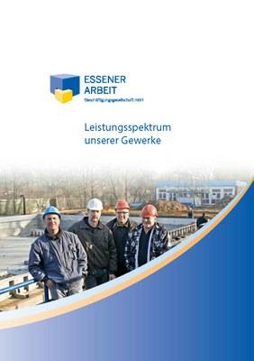 Titel Leistungsspektrum Gewerke EABG
